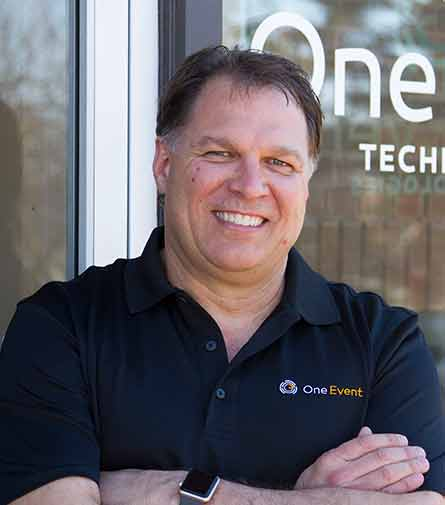 Kurt Wedig, Founder and President/CEO, OneEvent Technologies