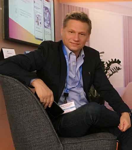 Eugene Jones, CEO, RoomOrders