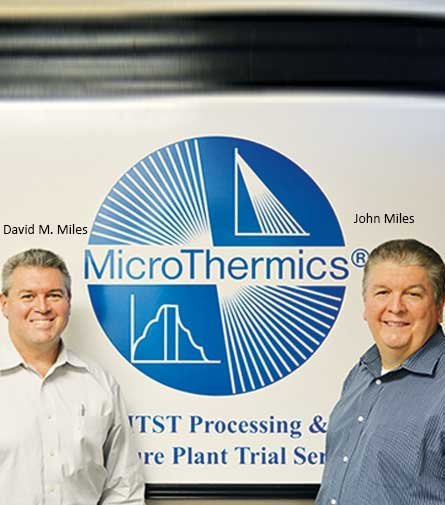 MicroThermics: Making Foodproduct Development Easy and Affordable