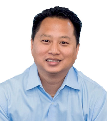 Minh Chau, CEO and Founder, Qathena