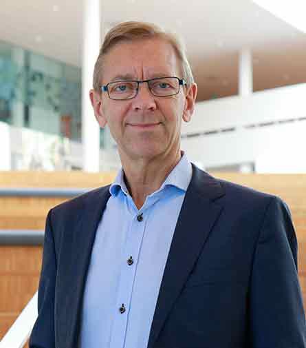 Poul Erik Simonsen, Global Market Manager, FOSS