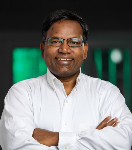 Dr. Venkat Maroju, CEO, SourceTrace