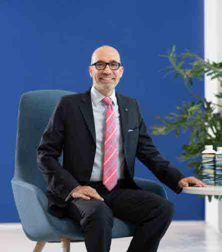 Manuel Calderon, Cluster Leader of Marketing, APAC, Tetra Pak