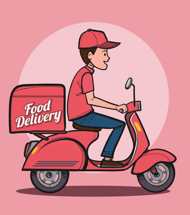 Here is How You Can Smoothen Bulk Delivery For Food