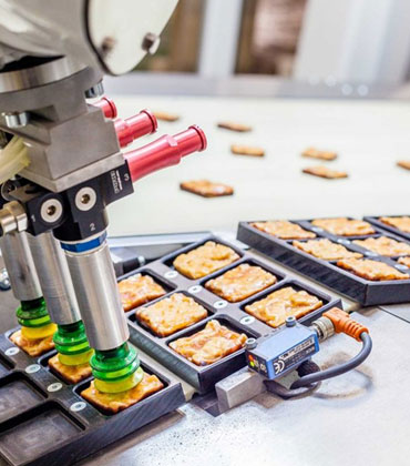 Can Robots in Food Industry Develop Human Attributes?
