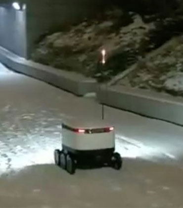 Autonomous Food Delivery Bots Launched by Starship