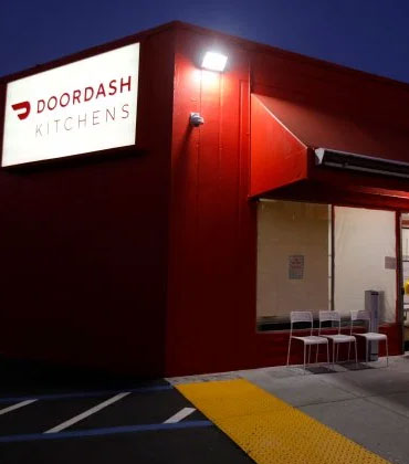 DoorDash Launches Its First Shared Commissary Kitchen, In The Heart Of Silicon Valley