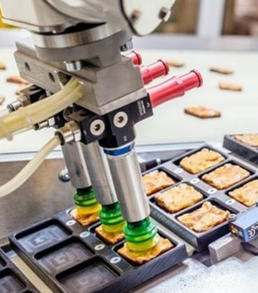 AI Redefining the Food Industry Practices
