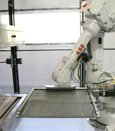 Can You Imagine Robots Working Serving Pizza?