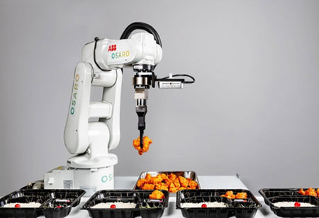 How is Robotics Accelerating the Performance of Food Manufacturing?