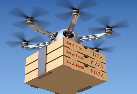 How Drones are Reshaping Food Delivery