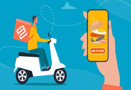 How Innovative Delivery Apps Eliminate the Struggle of Standing in Queues?