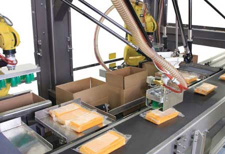 Application of Robotics in Food Industry