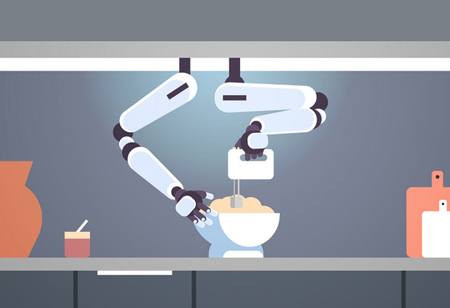 What Can Artificial Intelligence Do for the Baking Industry?
