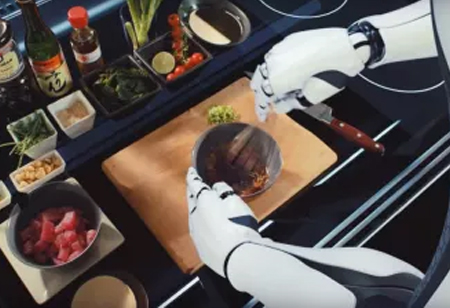 3 Influential Ways AI is Impacting Food Services