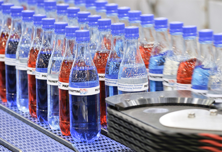 Technology Leads the Way in Beverages Sector