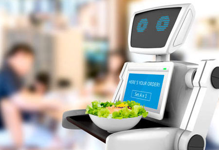 Automation to the Rescue of Food Processors