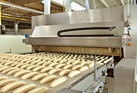 How New Technologies are Benefitting Bakery Industry