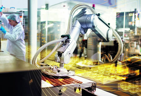 A Transformation Focused on Automation in the Food Industry