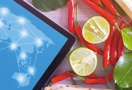 How is Blockchain Altering the Food and Beverage Industry?