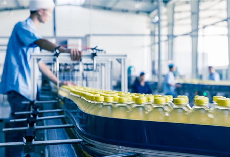 IIoT Revolutionizing Day-to-Day Operations in F&B Industry