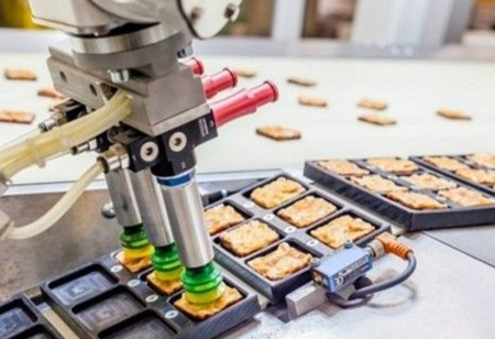 How Advanced Technology is Impacting the Food Industry