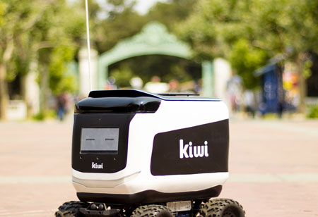 Kiwibot Introduces Next-Generation Robot 4.0 Making Food Delivery More Competent and Sustainable