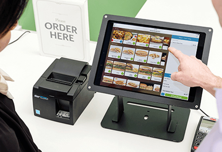 How Self Ordering Kiosks Help Restaurants to Streamline their Takeout Orders