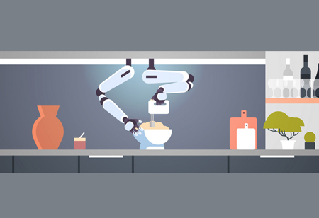 How Artificial Intelligence Will Help in Intelligent Dough Mixing