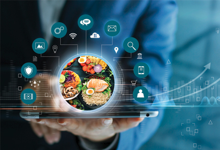 How is Modern Technology Revamping the Food and Beverage Industry?