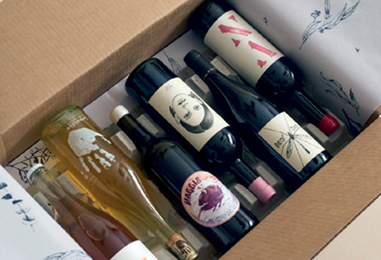 Liviri Solutions Change the Face of Food and Wine Delivery