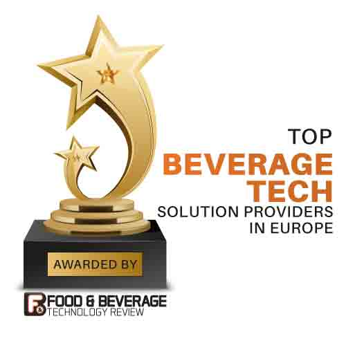 Top 10 Beverage Tech Solution Companies in Europe - 2020