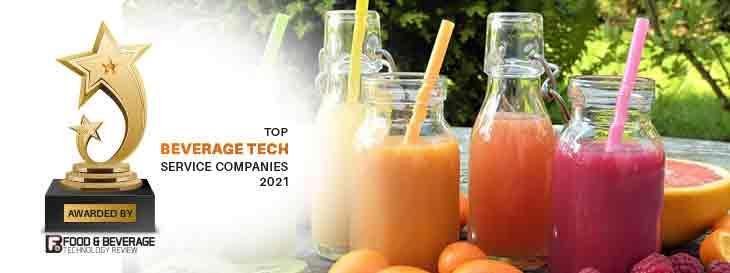 Top 10 Beverage Tech Service Companies - 2021