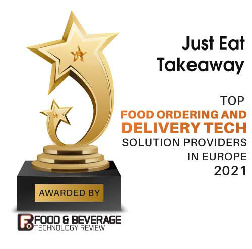 Top 10 Food Ordering and Delivery Tech Solution Companies in Europe - 2021