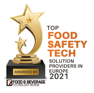 Top 10 Food Safety Tech Solution Companies in Europe - 2021