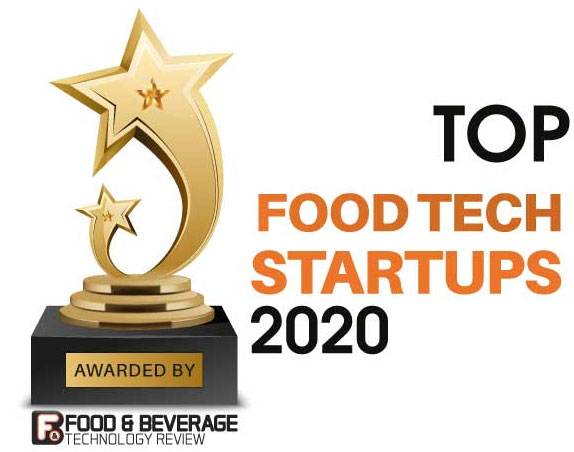 Top 10 Food Tech Startups - 2020