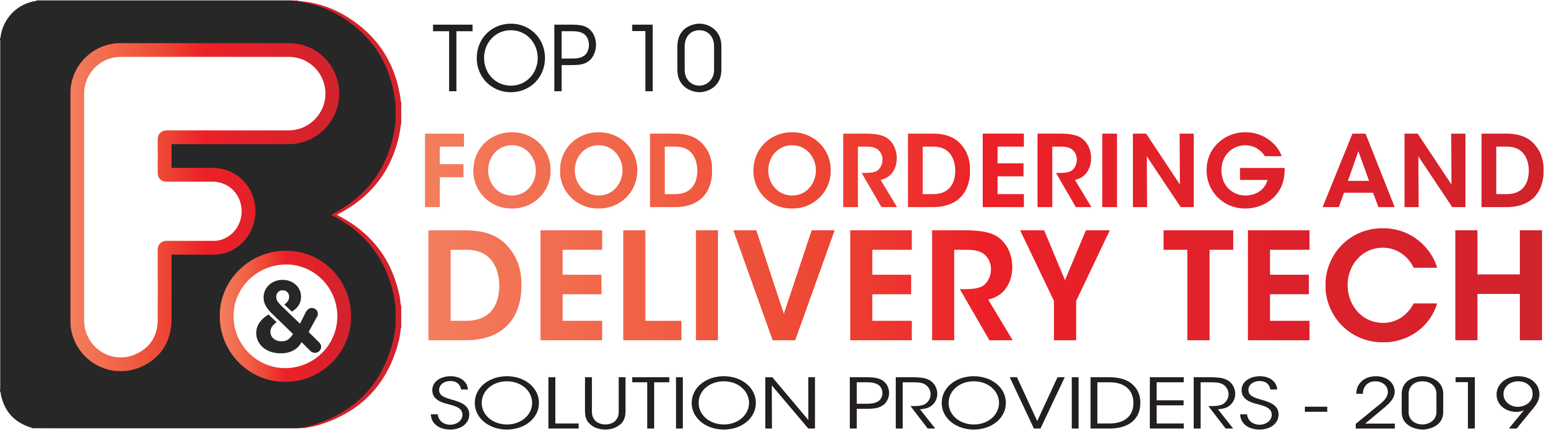Top 10 Food Ordering and Delivery Tech Solution Companies - 2019