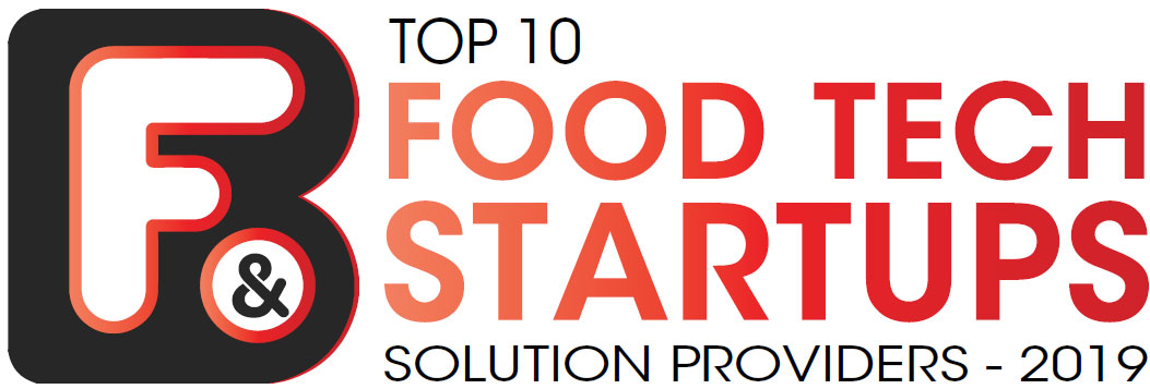 Top 10 Food Tech Startups - 2019