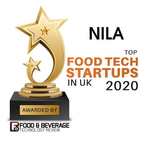 Top 10 Food Tech Startups in UK - 2020