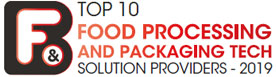 Top 10 Food Processing and Packaging Tech Companies - 2019