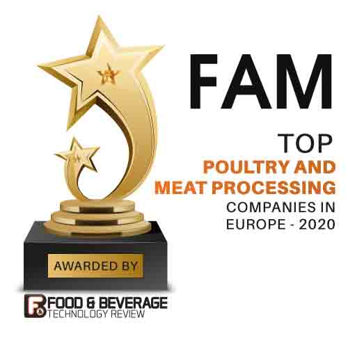 Top 10 Poultry and Meat Processing Companies in Europe - 2020