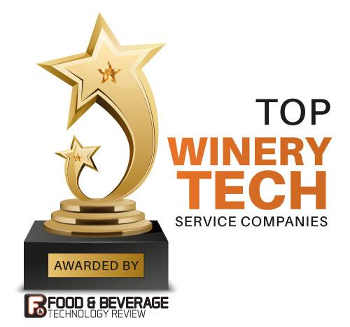 Top 10 Winery Tech Service Companies - 2021