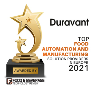 Top 10 Food Automation and Manufacturing Solution Companies in Europe - 2021