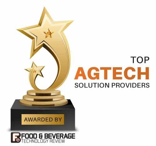 Top 10 Agtech Solution Companies - 2021