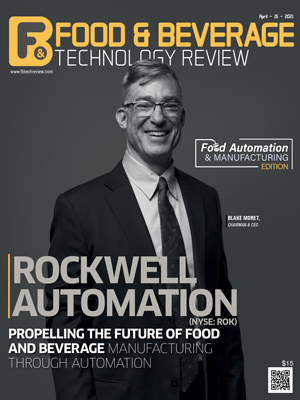 Rockwell Automation: Propelling The Future Of Food And Beverage Manufacturing Through Automation
