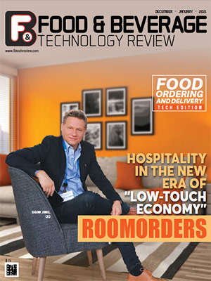 "Roomorders: Hospitality in the New Era of ""LOW-TOUCH ECONOMY"""
