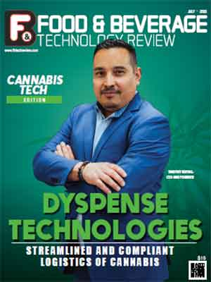 Dyspense Technologies : Streamlined And Compliant Logistics Of Cannabis