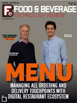Menu : Managing All Ordering And Delivery Touchpoints With Digital Restaurant Ecosystem