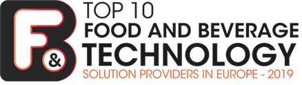 Top 10 Food and Beverage Technology Solution Companies in Europe - 2019