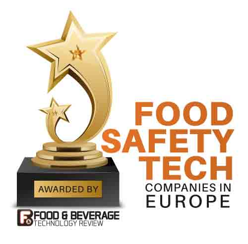 Top 10 Food Safety Tech Companies in Europe - 2020